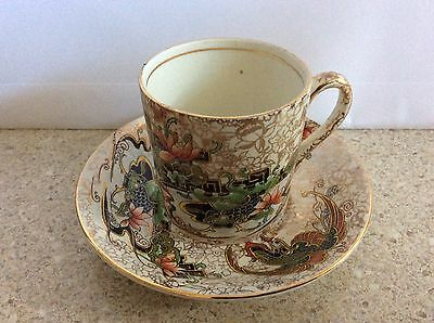 Phoenix Wear Cup And Saucer