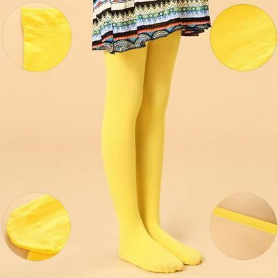 Spring/autumn candy color children tights  for baby girls kids cute velvet panty
