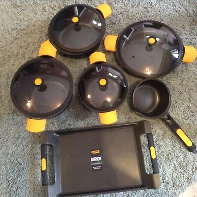 Castey Vulcano 10 Piece Induction Cookware Set with Free Gift *Ex Demo*