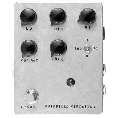 Fairfield Circuitry Four Eyes Crossover Fuzz Guitar Effects Pedal