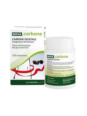 Nova Carbone Vegetale 120 Compresse
