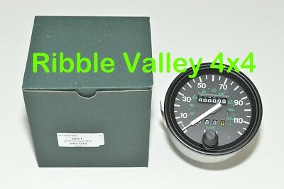 Prc7373 - Land Rover Defender Oem Speedo Speedometer Head Mph 1983- 98 New
