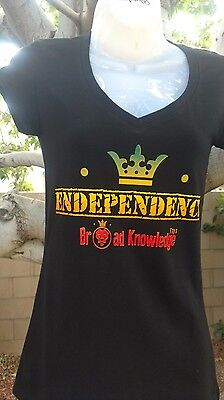 NEW! 'ENDEPENDENCE' women's tee  by BKTags