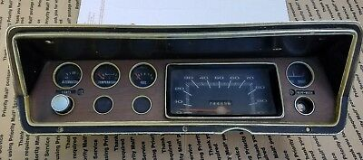 1971-73 Dodge Dart Demon Plymouth Duster a-body Instrument Cluster