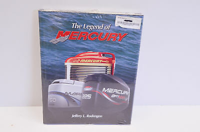 New OEM Mercury The Legend Of Mercury NOS