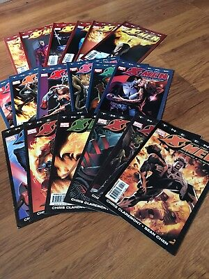X-men The End Books 1,2,3 18 Comics Full Miniseries