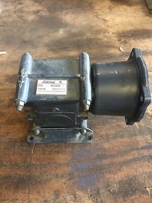 20GED 60:1 Ratio Morse speed reducer