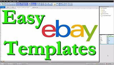 eBay  Auction Listing  Professional Mobile Responsive Template Design Html