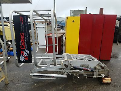 Carbis Safety Truck Loading Rack Station for Semi Drivers