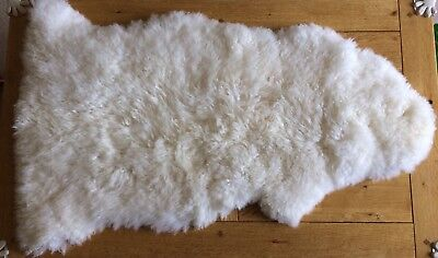 JoJo Baby Lambskin From JoJo Maman Bebe, RRP £49 In Excellent Condition