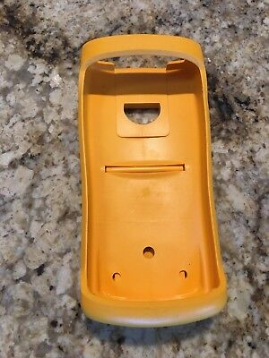 Fluke Thermometer 52 II and 51 II Yellow Holster. Used