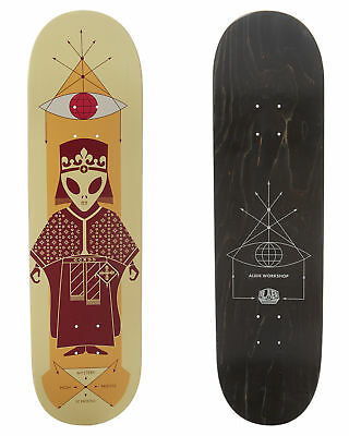 New Alien Workshop High Priest Friar 8 5 Inch Deck Skateboard Skateboarding