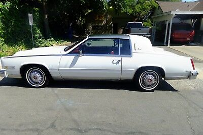 1984 Cadillac Eldorado Biarritz 1984 Cadillac ElDorado Biarritz 2-Door Coupe Absolutely Beautiful!