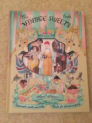 The Vintage Sweets Book by Angel Adoree Brand New