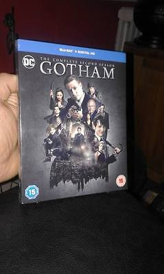 Gotham Complete Season 2 Blu Ray NEW