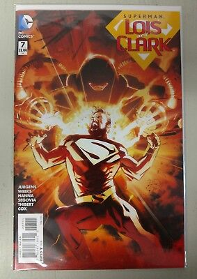 Superman Lois and Clark #7 Main Cover First Print  DC Comics