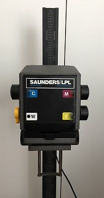 Saunders LPL Dichroic (Color) 670 DXL Lamphouse and film holder