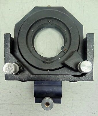 "Aerotech Inc. 4"" In. Optical Mount W/ Nrc Newport Research Pole Mount Assembly"