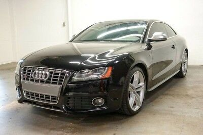 2008 Audi Other Base Coupe 2-Door Audi S5 V8 6 Speed Nav B&O Sound
