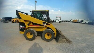 2004 Caterpillar 268B  268 Highflow Joystick Two speed skid steer unknown hours
