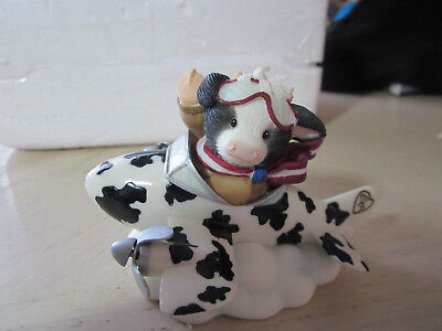 """Mary's Moo Moo """"Three Cheers for the Red, White and Moo"""" 2002"""