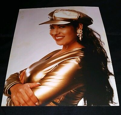 Original Selena Quintanilla 1990's Rare 8 X 10 Photo