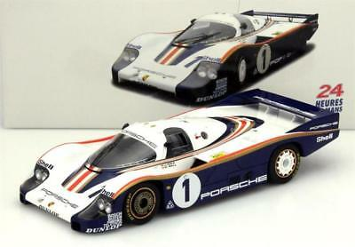 1:18 Porsche 956 1982 24 hours of Le mans winner Ickx/Bell. 18LM82 Spark