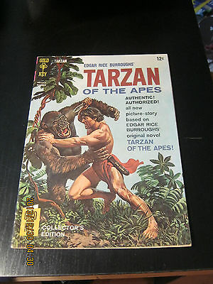Tarzan #155 December 1965 Gold Key Silver Age comic Origin Issue