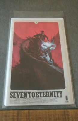 Seven to Eternity #1 Cover C Variant (Oct 2016, Image)
