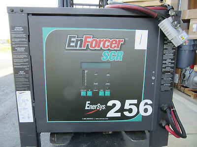 Enersys Forklift / Lift Truck 48V Charger 48 Volt 1050 AH VGC! Free Shipping