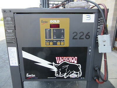 Enersys Forklift / Lift Truck 48V Charger 48 Volt 775 AH VGC!! Free Shipping