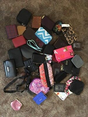 Womens Wallets, Coin Purses, Makeup Bags