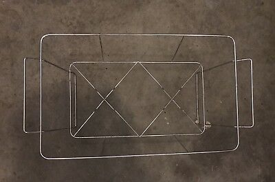 Buffet Chafer Food Warmer Wire Frame Rack for a Full Size Chafing Dish. Qty. 1