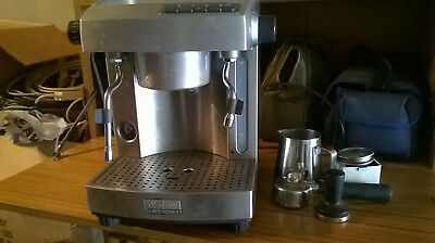 Espresso Coffee Machine used but working OK Must sell at any price.