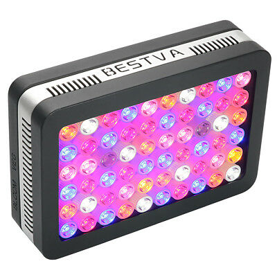 Elite Series 600W LED Grow Indoor Light New Spectrum With 5mm Integral Aluminum