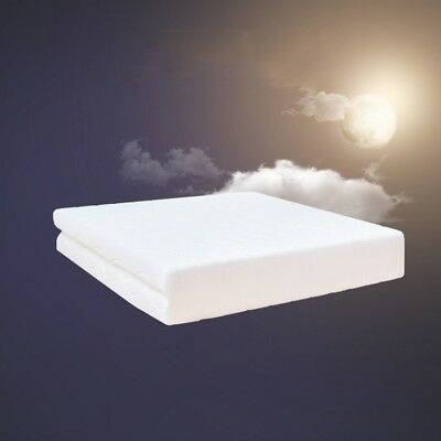 Baby Cot Mattress White Breathable Fold Latex Custom All Sizes