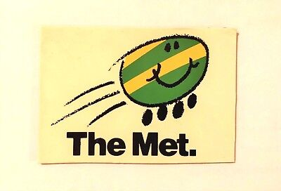 The Met Melbourne Public Transport fridge magnet