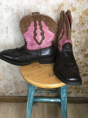 Ariat Fatbaby Women's Size 11B Cowgirl Western Cowboy Boots