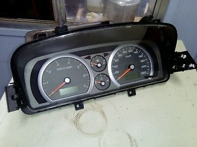 SX/SY/SY2 FORD TERRITORY dash cluster. Low kms. High series 129,000kms NO RESERV