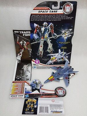 Transformers: Dark of the Moon | 'Cyberglyph' Space Case | Deluxe Class | Hasbro