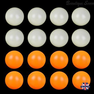 150X Ping Pong Balls Wholesale Plastic Table Tennis White Yellow Training Sports