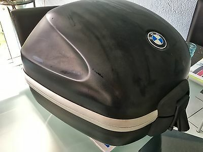 Orig. BMW Topcase F 650 GS 00-03 Single Spark   Heckkoffer