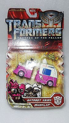 Transformers: Revenge of the Fallen | Skids & Mudflap (Ice Cream Twins) | MOSC
