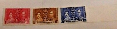St Christopher and Nevis stamps