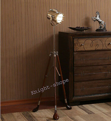 Decorative collection floor & Table adjustable  tripod stand wlight
