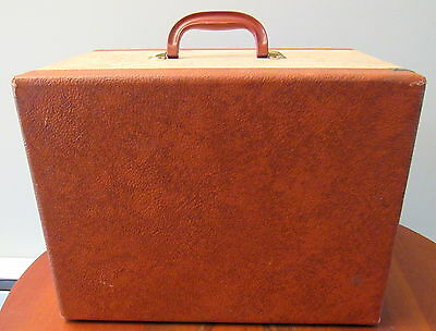 Carrying & storage case for Argus 300 overhead projector slide magazines cartrid