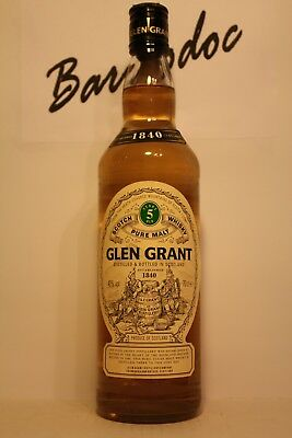 Whisky Glen Grant Pure Malt 5 Years old , Scotland , cl 0,70 , 40%