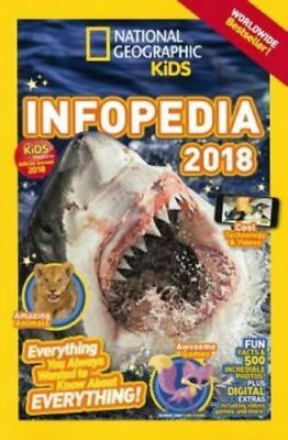 National Geographic Kids Almanac/Infopedia 2018