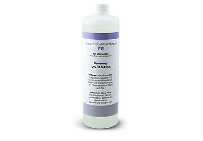 sksonic Flux Removal 0,5 Litre for the Ultrasonic Cleaning, 27,80 Euro / LTR