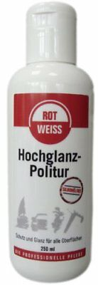 Rotweiss 4200 ROT WEISS Cera protettiva lucidante 250 ml, priva di (n7N)